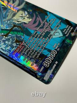 SS2 Trunks Memories of the Past BT7-030 SPR-S Dragon Ball Super Signature Card
