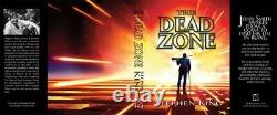 STEPHEN KING THE DEAD ZONE PS Publishing Signed By ARTIST Slipcase JUST IN