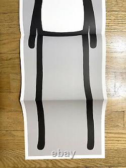 STIK BOOK with GREY POSTER Korean 1st Edition Print Included Not Signed