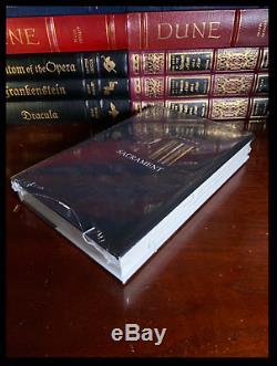 Sacrament SIGNED by CLIVE BARKER Sealed Limited Gauntlet Press Hardback 1/500