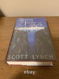 Scott Lynch Gentleman Bastard The Lies of Locke Lamora Signed Subterranean Press