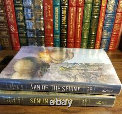 Senlin Ascends Arm Sphinx Babel Josiah Bancroft Subterranean Signed Limited