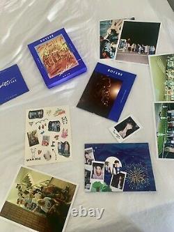 Seventeen 2nd Mini Album Boys Be Mwave All Member Signed Wonwoo Photocard