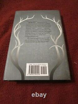 Shadow and Bone by Leigh Bardugo (2012, Hardcover) first print SIGNED Grisha