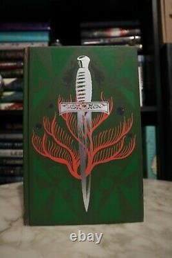 Signed Fairyloot Deluxe Editions of The Cruel Prince and The Wicked King