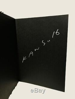 Signed Kaws Man's Best Friend Catalogue Of Snoopy & Peanuts Inspired Work