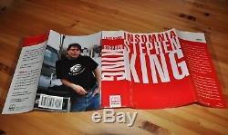 Signed Near Fine 1st/1st Edition Insomnia Stephen King