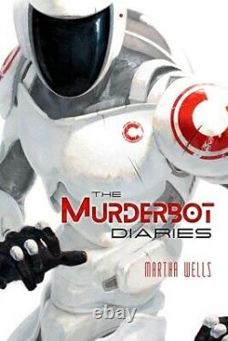 Signed & Numbered Subterranean Press The Murderbot Diaries by Martha Wells
