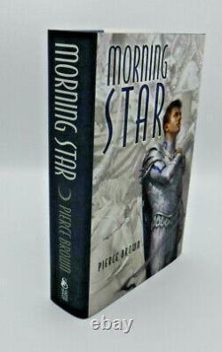 Signed Subterranean Press Morning Star by Pierce Brown