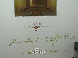 Signed by 2(author, artist), Sleeping Beauty by Mahlon & Kinuko Craft, Easton Press