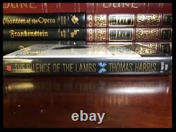 Silence Of The Lambs SIGNED by THOMAS HARRIS Mint Hardback Hannibal Lector #2