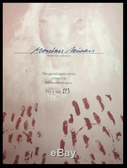 Silence of the Lambs by Thomas Harris SIGNED by Artist ARISMAN Subterranean