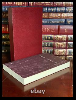 Six Stories SIGNED by STEPHEN KING Philtrum Press Near Mint in Slipcase 1/1100
