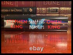 Sleeping Beauties SIGNED by STEPHEN & OWEN KING Hardback 1st Edition & Print