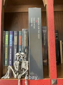 Speaker For The Dead Centipede Press Orson Scott Card Signed #d LTD Capped slip