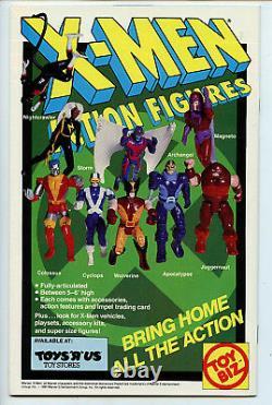 Stan Lee Autograhed Marvel X-Men #1C Comic NM+ Marvel Comics 1991 Amricons