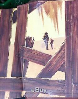 Stephen King DARK TOWER GUNSLINGER DM Grant 1st Printing SIGNED King Whelan 1982