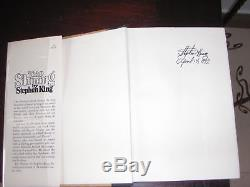 Stephen King First Edition Signed The Shining April 14th 1977$$$