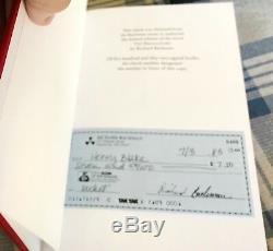 Stephen King Richard Bachman THE REGULATORS MotoKop 2200 Signed Numbered Toybox