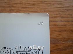 Stephen King The Shining SIGNED 1st ed HC