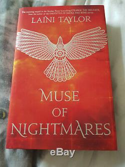 Strange The Dreamer illumicrate duology Laini Taylor signed special edition