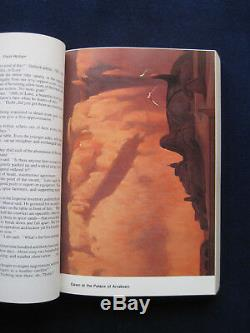 THE ILLUSTRATED DUNE SIGNED by FRANK HERBERT 1st Ed, 1st Printing RARE SIGNED