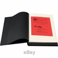 THE NEW BOOK OF THE SUN RARE Signed By Gene Wolfe / Neil Gaiman Folio Society