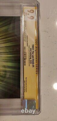 TMNT The Last Ronin 1 CGC 9.9 Signature Series Collector Cave Variant