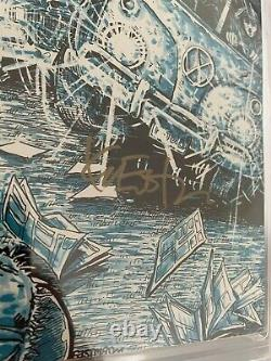 Teenage Mutant Ninja Turtles #1 #2 #3 CGC Set, Mirage 1984. Origin/1st App TMNT