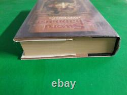 Terry Brooks The Sword of Shannara Raven Book 1st/1st signed