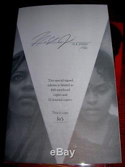 The Broken Earth Trilogy N. K. Jemisin Fifth Season Limited Signed Subterranean