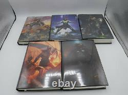 The Complete Novels of Kane by Karl Edward Wagner Centipede Press Signed