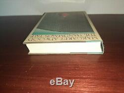 The Handmaid's Tale Margaret Atwood 1st Hardcover with Signed Bookplate