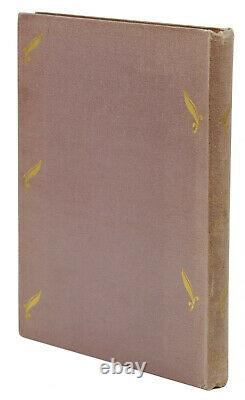 The Importance of Being Earnest OSCAR WILDE SIGNED Limited First Edition 1st