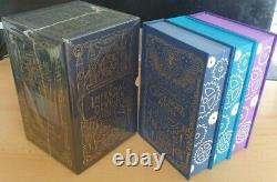 The Infernal Devices Cassandra Clare Illumicrate Deluxe SIGNED Set FULL BOX