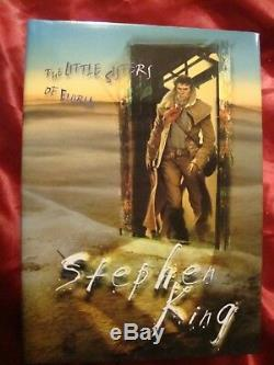 The Little Sisters of Eluria' Artist Signed Edition 1048/4000 RARE Stephen King