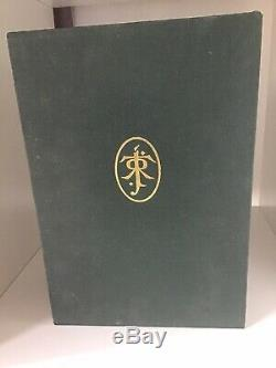 The Lord Of The Rings Deluxe Edition Signed By Alan Lee, No. 34 Of Only 250