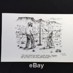 The Monkey Wrench Gang Tenth Anniversary Edition Signed Ltd. By Edward Abbey