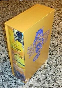 The Priory Of The Orange Tree By Samantha Shannon Signed/lined/dated/numbered