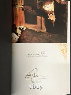 The Sandman Omnibus Neil Gaiman SIGNED SILVER ANNIVERSARY Set A/P Artists Proof