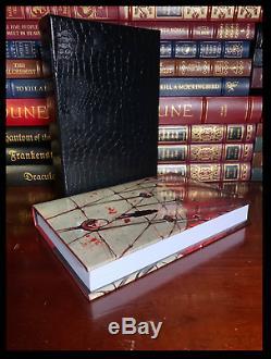 The Scarlet Gospels SIGNED by CLIVE BARKER New Earthling Press Hardback 1/500