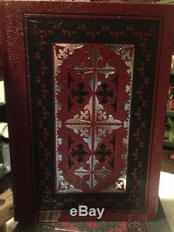 The Strain & Fall Matching Set Leather Bound Signed Numbered Hardcover Del Toro