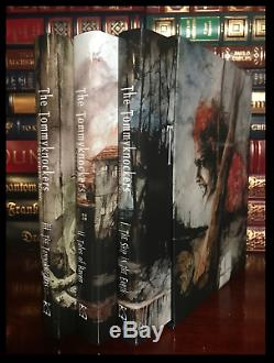 The Tommyknockers by Stephen King SIGNED by A. SLATTER PS New Hardbacks 1/1000