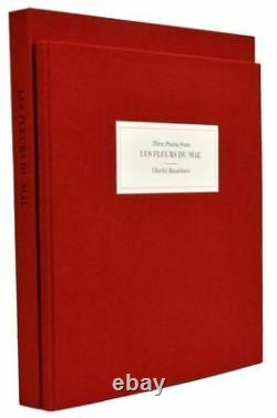 Three Poems from Fleurs du Mal, Photos by Henri Cartier-Bresson, Signed LE, 1997