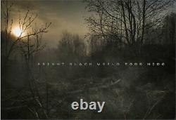 Todd Hido Bright Black World (First Printing) SIGNED