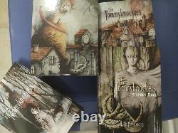 Tommy Knockers signed Limited PS Publishing letter G of 26 copies
