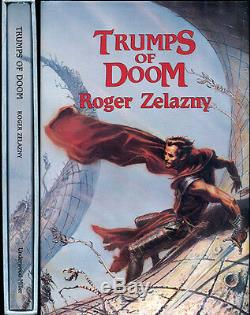 Trumps of Doom (Amber Chronicles) by Roger Zelazny HC 1st/1st Signed Limited