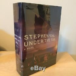 Under The Dome Stephen King Hardcover 1st/1st Signed