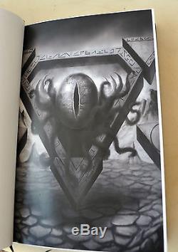 Volubilis Ex Chaosium Ben Qayin Deluxe Leather Grimoire 1/37 Voltec Necronomicon