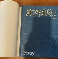 Volume 1, 2, & 3 The Incal Signed and Numbered Hardcover Moebius Jodorowsky